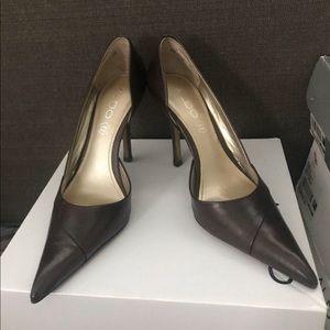 ALDO Leather Stiletto Heels